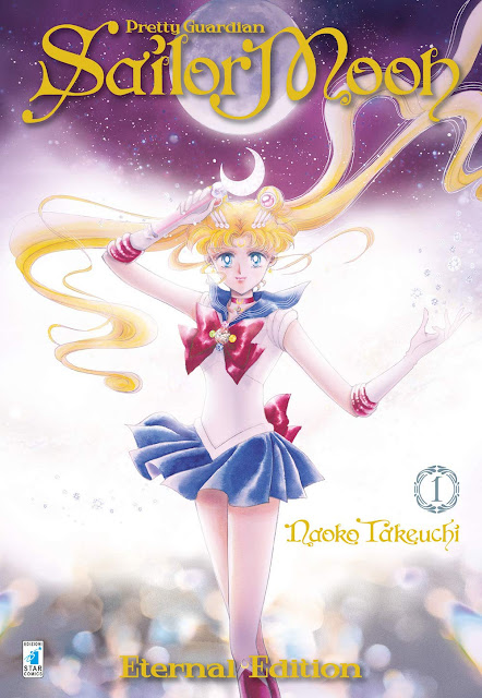 SAILOR MOON ETERNAL EDITION #1