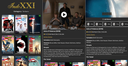 Cara Download Film di Nonton Bioskop 21 Lewat Hp dan Laptop