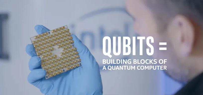 The qubit replaces the bit