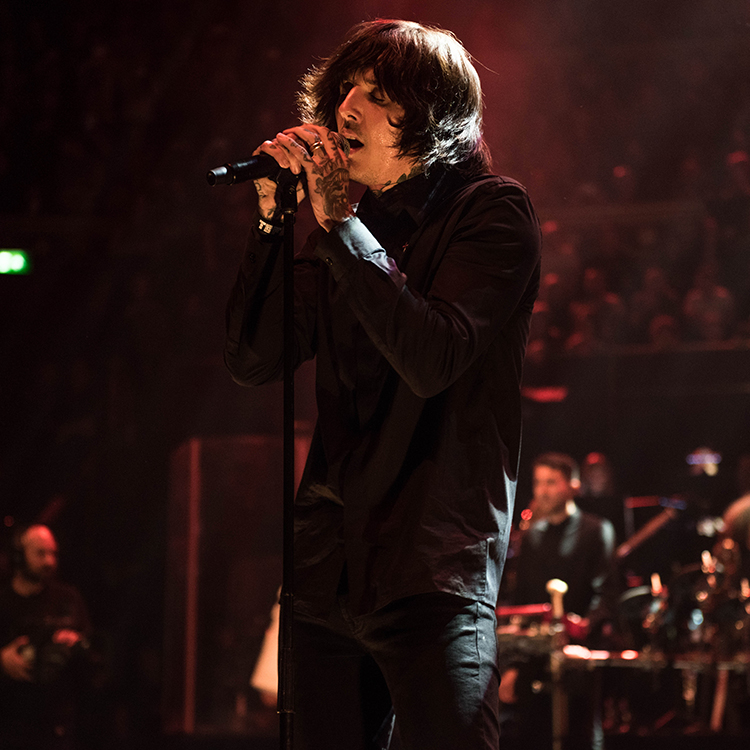 Bring Me The Horizon Live At The Royal Albert Hall