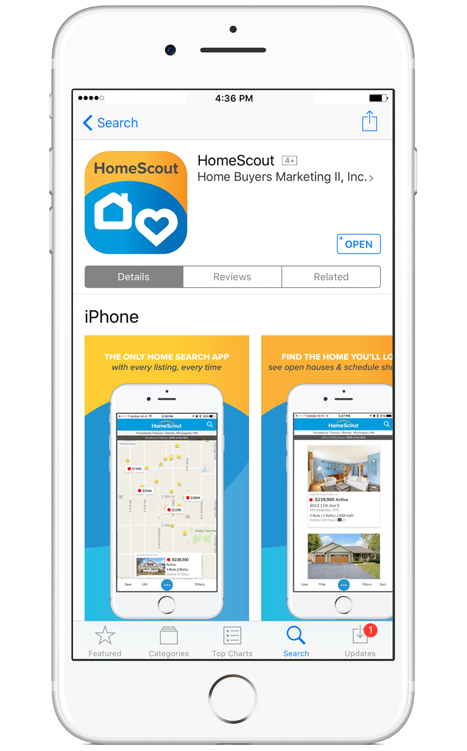 Search Home Listings Nationwide
