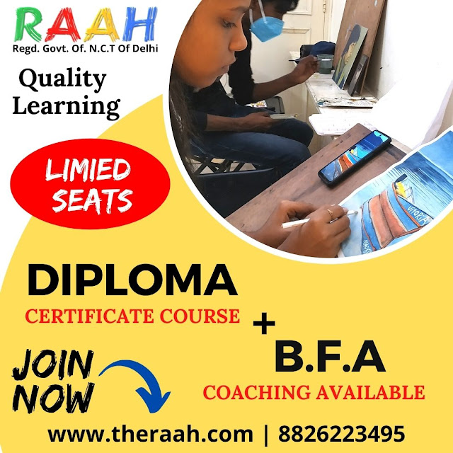 BFA Coaching with Diploma Certificate Courses  Classes Available Basic | Medium | Professional Courses with Diploma Certificate BFA Coaching Classes Online and Offline  Join Us : 88226223495 | info@gmail.com Visit Our Channel