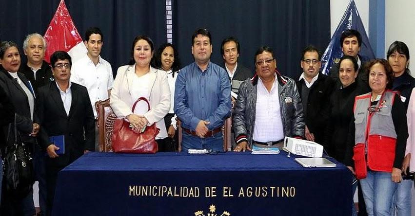 DRELM y Municipalidad de El Agustino impulsan Proyecto Educativo Local - www.drelm.gob.pe