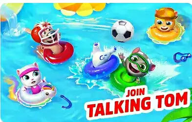 Talking Tom Pool