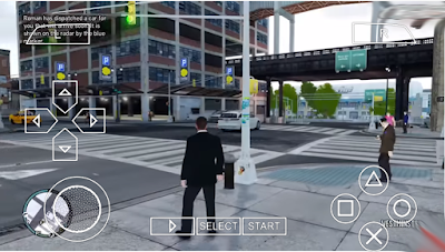 GTA 4 PPSSPP ISO highly compressed zip file for Android