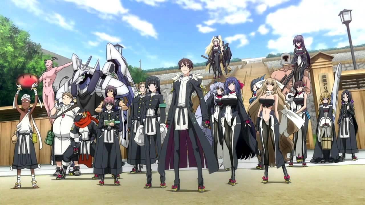 Anime Overpower dengan MC Pura-Pura Lemah