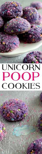 Uníporn Poop Cookíes
