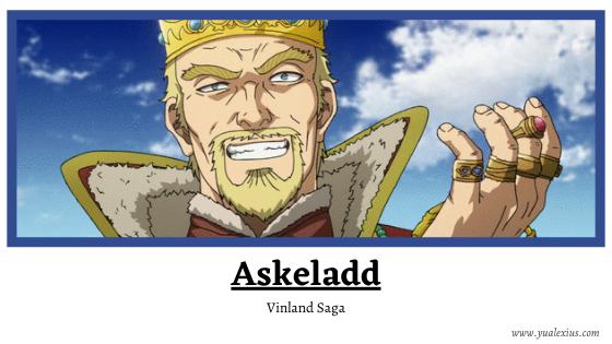 Anime Villain 2019: Askeladd (Vinland Saga)