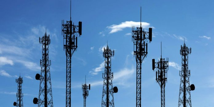 Telco Cell Towers