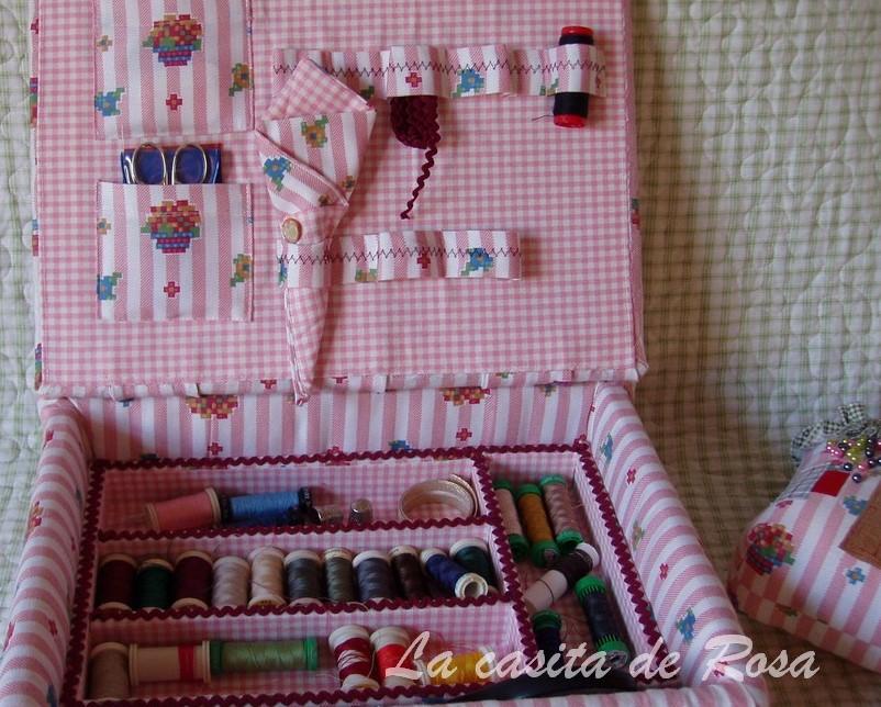 La casita de Rosa Reciclar una caja de vino