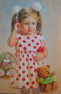 retrato-oleo-nena