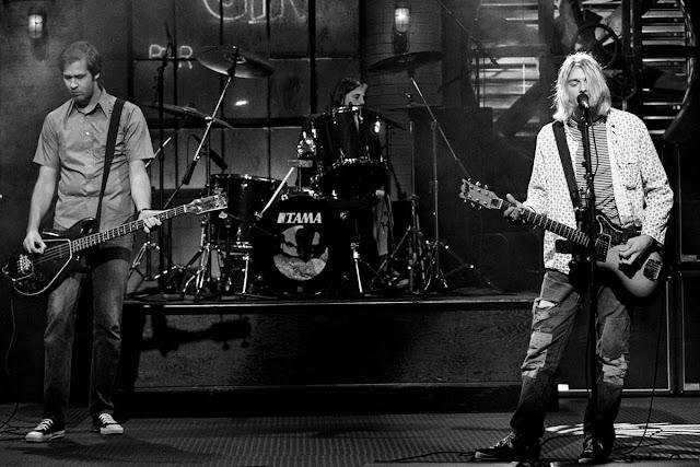 Nirvana Band Fenomenal tahun 90 an