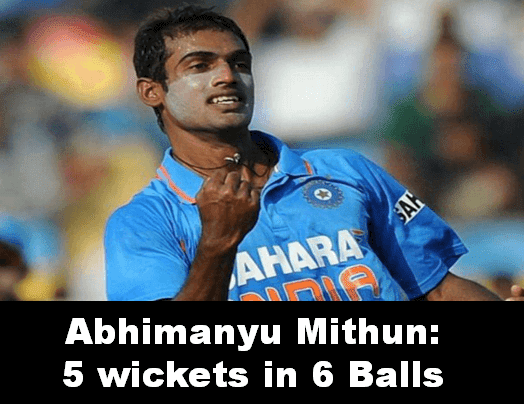 abhimanyu-mithun-hat-trick-5-wickets-in-6-balls