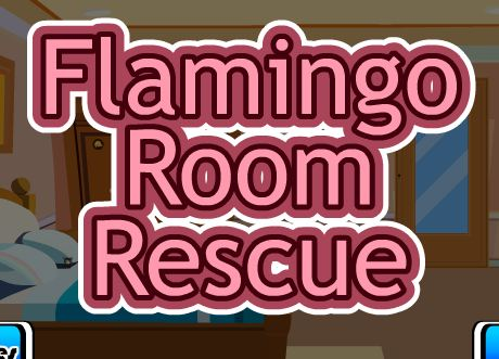 TheEscapeGames Flamingo Room Rescue Walkthrough
