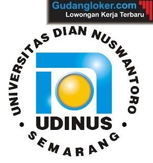 Lowongan Kerja Universitas Dian Nuswantoro (UDINUS)