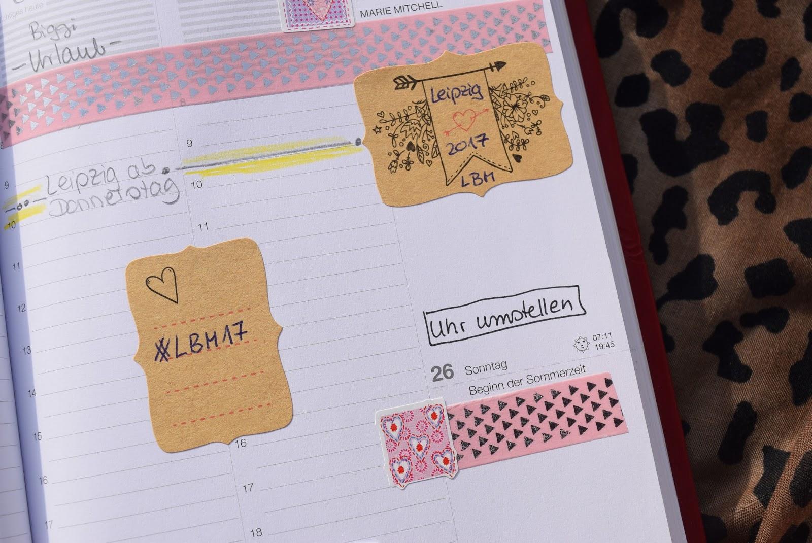 So Organisierst Du Deinen Kalender Fur Jeden Tag Mein