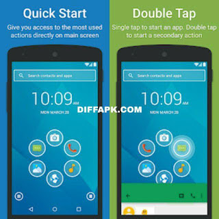 Smart Launcher 5 Apk v5.5 build 023 [Pro] [Mod] [Latest]