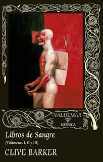 Libros de Sangre [Volúmenes I, II y III]