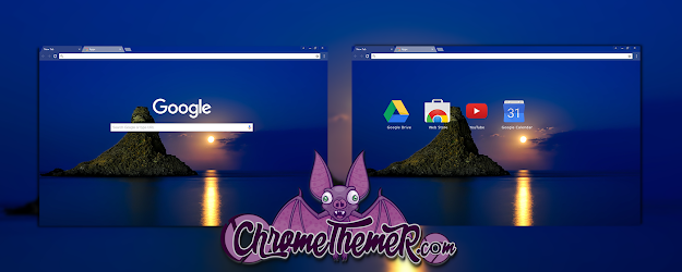 Blue Italy Google Theme  | Chrome Web Store