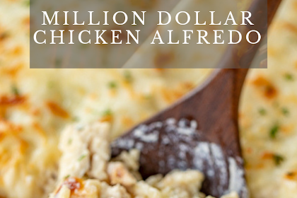 Million Dollar Chicken Alfredo