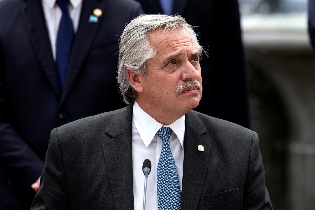 """La amenaza de Alberto Fernández: """"Si el campo no entiende, voy a subir las retenciones y establecer cupos a la exportación"""""""