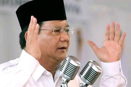 Terjawab sudah ! Prabowo resmi masuk Kabinet Jokowi