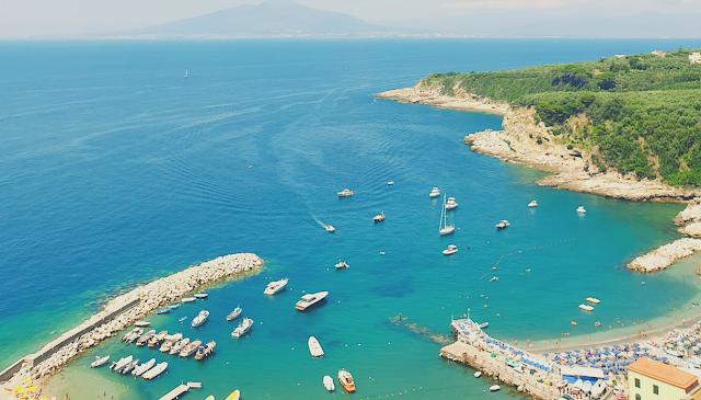 Marina di Puolo villaggio dei pescatori