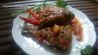 Resep dan Cara Membuat Masakan Ikan Nila Goreng Bumbu Saus Padang