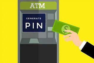 ATM Card PIN Code Generate Kiase Kare