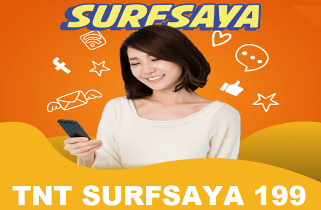 TNT SURFSAYA 199 : 8GB Data, Unli Calls and Unli Text Valid for 30 Days