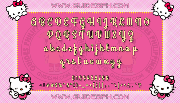 Mobile Font: Arianne Font TTF, ITZ, and APK Format