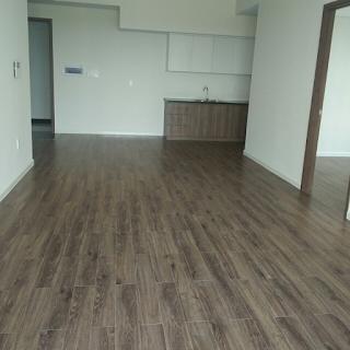 phòng khách căn hộ 3 phòng ngủ flora mizuki bình chánh