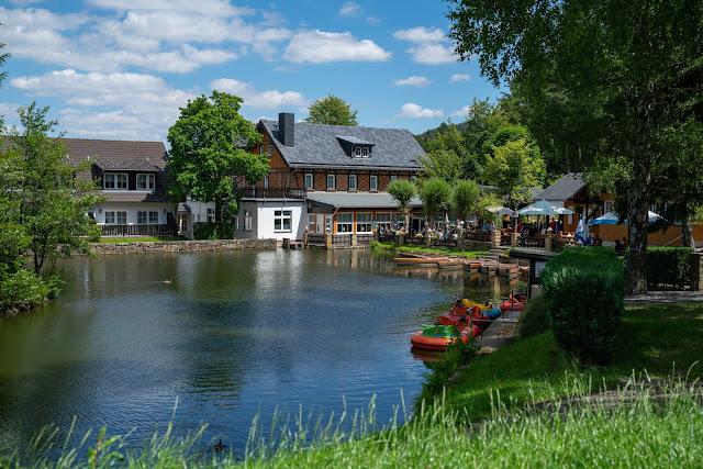 Oberlausitzer Bergweg | Etappe von Waltersdorf nach Oybin | Wandern im Zittauer Gebirge | Sachsen 14