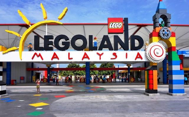 10 Tempat yang Wajib di Kunjungi di Malaysia - Lego Land
