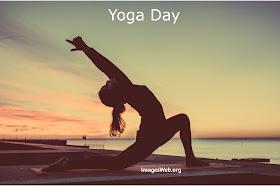 Yoga Day 4K Wallpaper