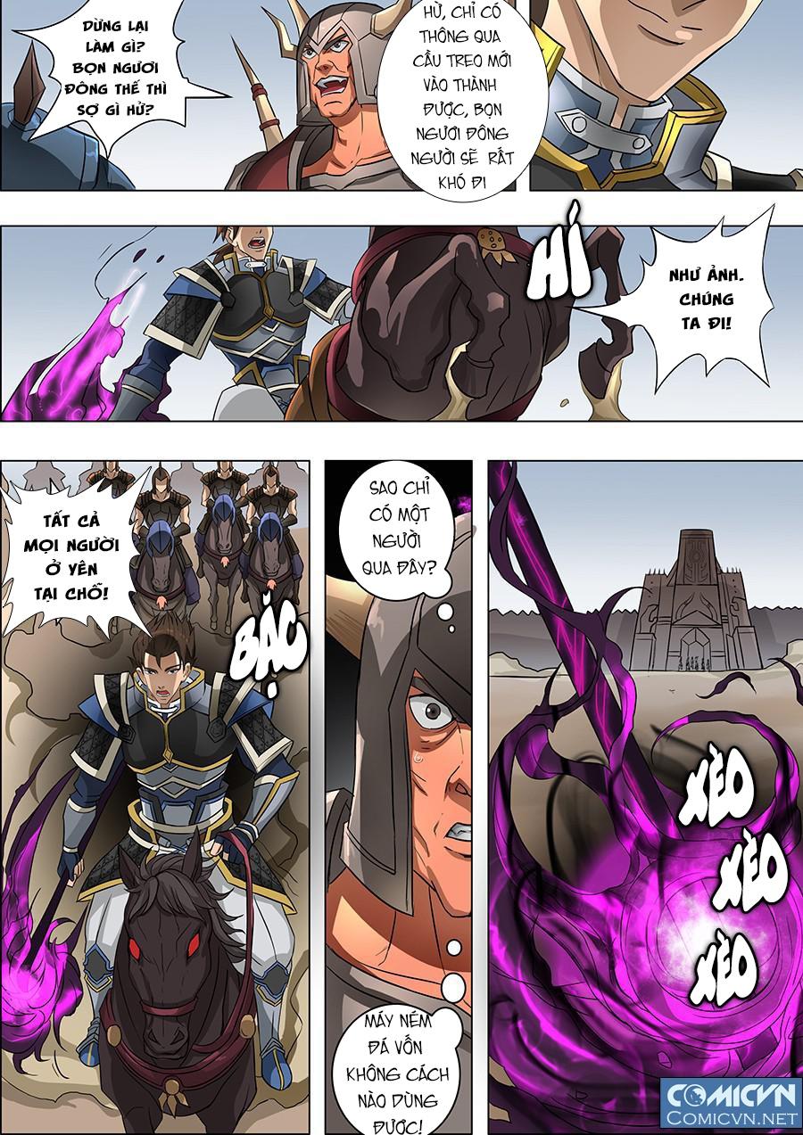 Đường Dần Tại Dị Giới Chap 127 - Trang 4