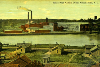 Фабрика по производству денима The Cone Mills - Stone Forest