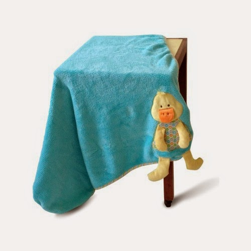Duck Cot Blanket For Newborn Baby