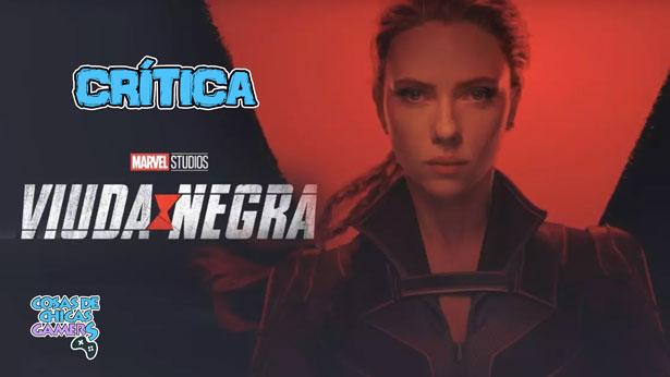 Crítica película Viuda Negra de Marvel