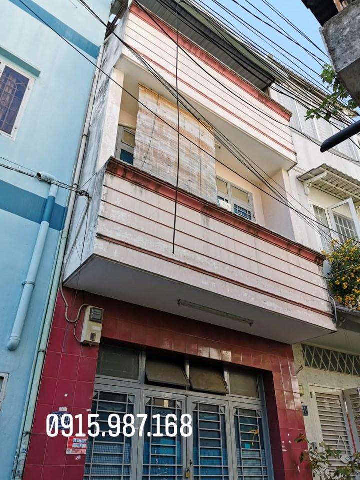 Bán nhà hẻm 153 Nguyễn Thượng Hiền phường 6 quận Bình Thạnh, xe hơi tận nhà