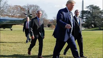 Donald Trump Donates His $100,000 Salary To Help Fight Coronavirus