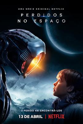 Perdidos no espaço- Lost in Space- Série Netflix