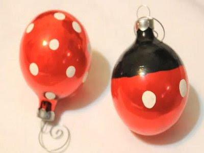 Esferas decoradas mickey mouse
