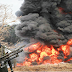 BREAKING: Niger Delta Militant bombs another delivery line in Delta