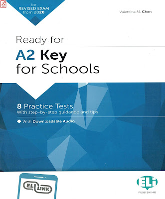 Ready for A2 Key for Schools 8 Practice Tests pdf