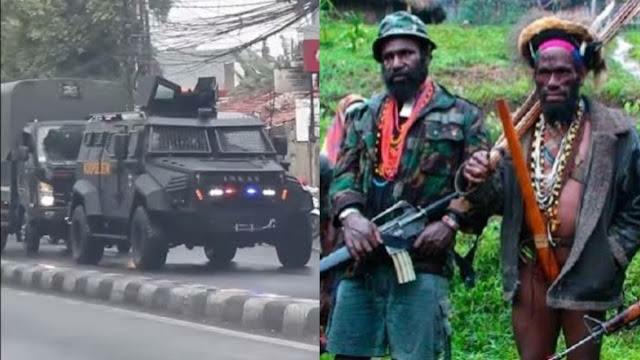 Tugas Koopsus TNI Tumpas Teroris di Papua, Bukan Petamburan