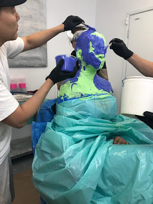 Kangana Ranaut undergoes extensive prep for Thalaivi in US, check out her Prosthetics measurement picture