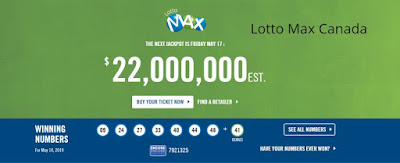 Lotto Max Canada