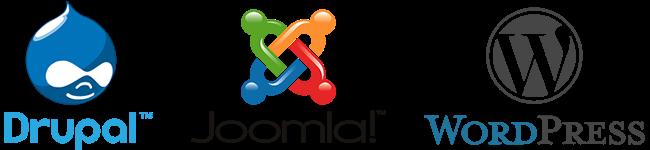 2015 Joomla paling populer, WordPress atau Drupal?