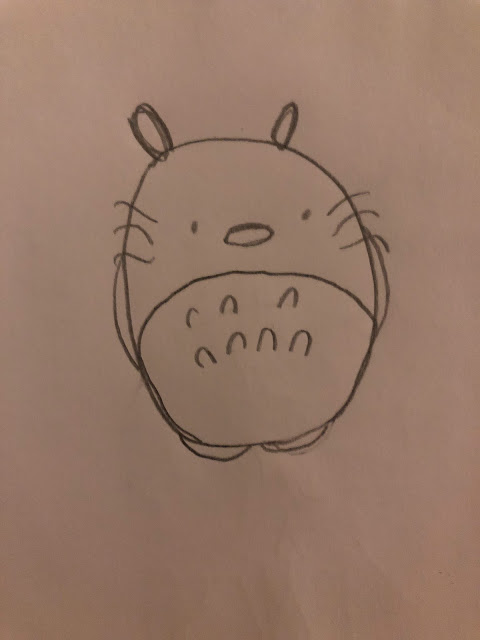 Mouse free drawing by Alex